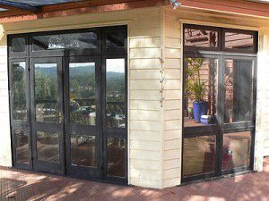 Aluminium Doors in Brisbane